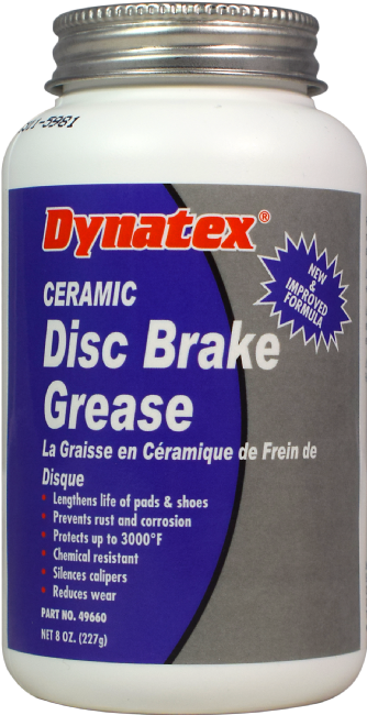 Ceramic Disc Brake Grease