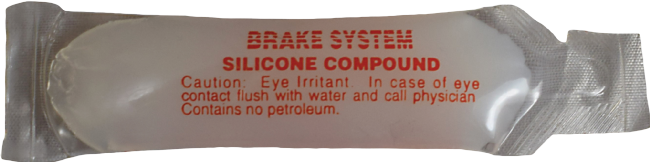 Brake System Silicone Compound