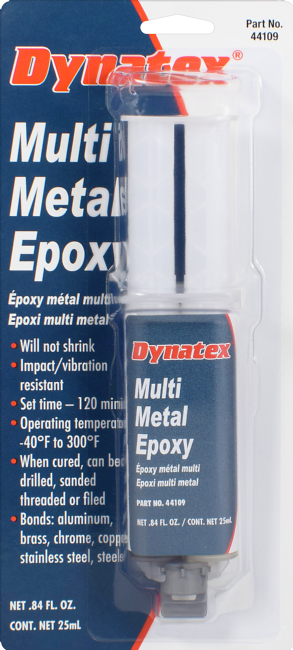 Multi Metal Epoxy