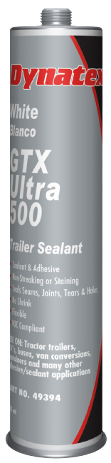 GTX Ultra 500 Trailer Sealant - White
