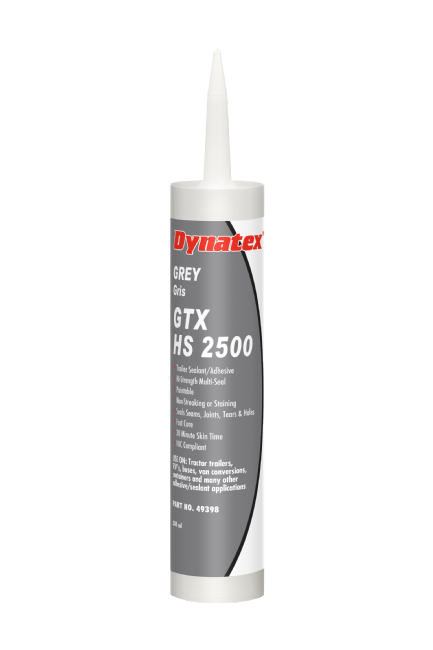 GTX HS 2500 Trailer Sealant - Grey