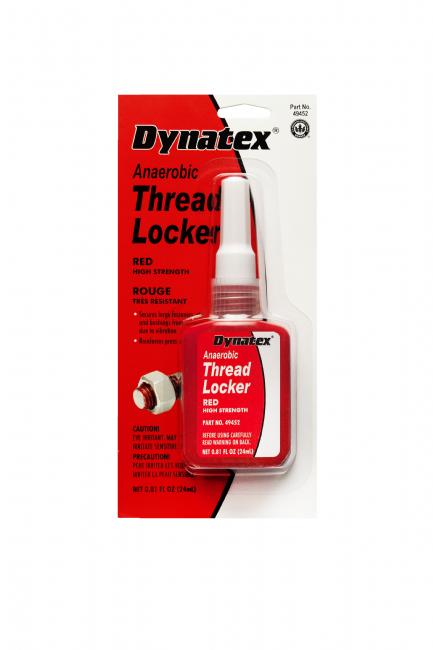 Red High Strength Threadlocker
