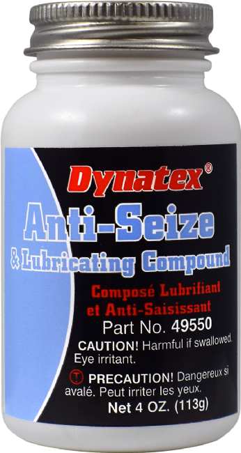 Aluminum Anti-Seize & Lubricating Compound