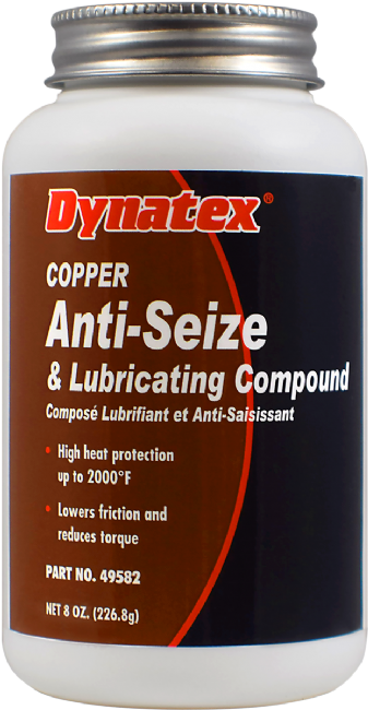 Copper Anti-Seize & Lubricating Compound