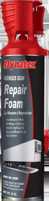 Genius Gun Repair Foam