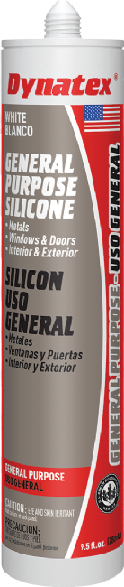 General Purpose Silicone - Clear
