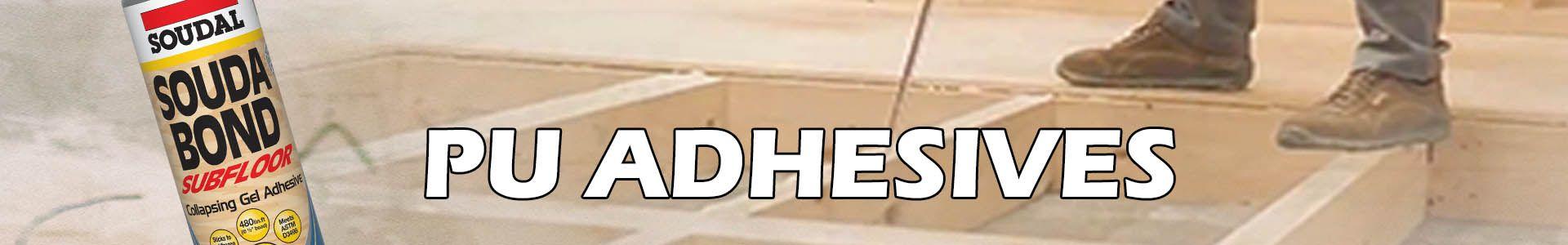 PU-Adhesives